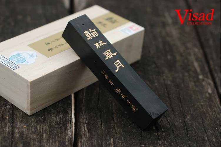 High-class Chinese artistic ink stick watercolor paint fabric oil paint aquarelle paints inker calligraphy painting ink stickHigh-class Chinese artistic ink stick watercolor paint fabric oil paint aquarelle paints inker calligraphy painting ink stick