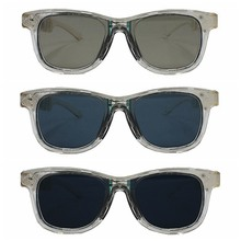 2019 New Sunglasses with Variable Electronic Tint Control Men Polarized Transparent Eyewear Frame