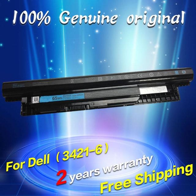 JIGU Free shipping 4WY7C 68DTP MR90Y 49VTP 24DRM 0MF69 Original laptop Battery For Dell 17 3721 15R 5521 15 3521 14R 5421 11.1V