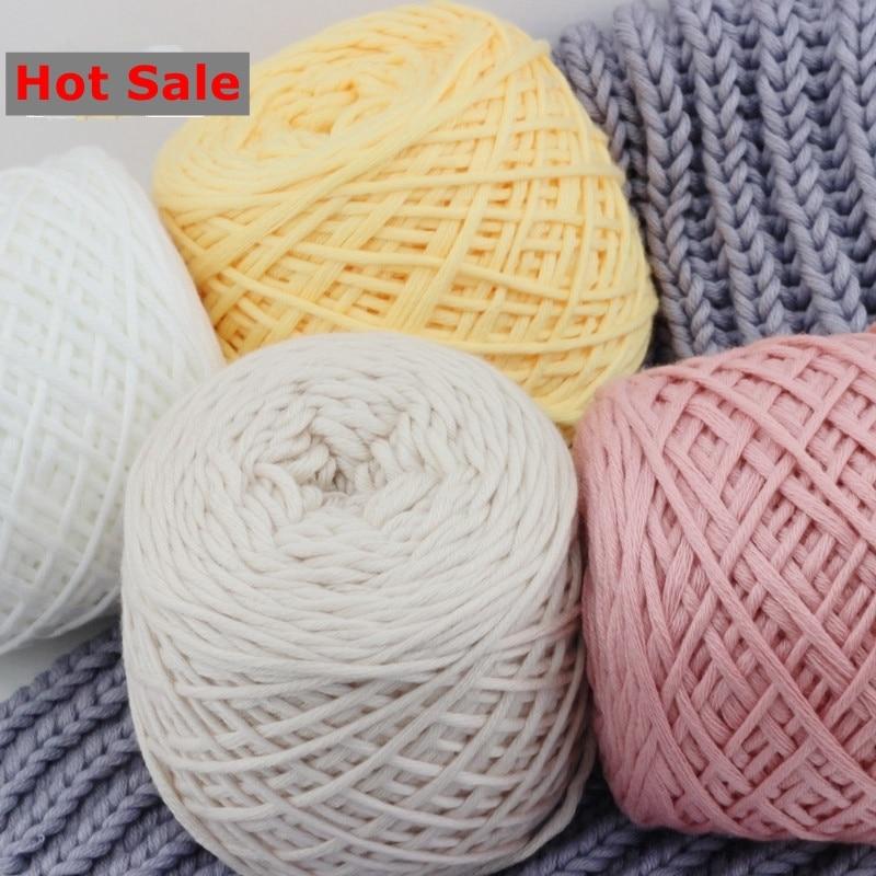 GRATIS VERZENDING zijde en melk katoenen baby garen voor handbreien - Kunsten, ambachten en naaien