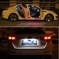 9 шт. для Kia Sportage 2014 2015 LED внутренних свет комплект упаковки купол Карта Номер Зеркало Бардачок Багажник Пластина Свет автомобиля stying