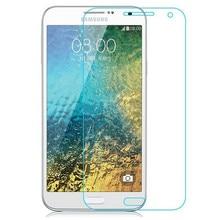 Tempered Glass For Samsung Galaxy E5 E500 E500H SM-E500H Screen Protector 9H 2.5D Toughened Protective Film Guard все цены