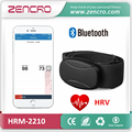 BLE Bluetooth 4.0 Pulse Heartbeat Sensor Fitness Tracker Heart Rate Variability Monitor Belt