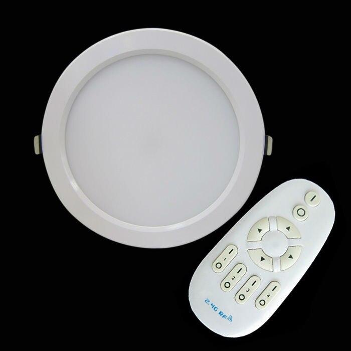 IPROLED 12W CCT Faretto a LED orientabile a luminosità da 2800k a - Illuminazione a LED