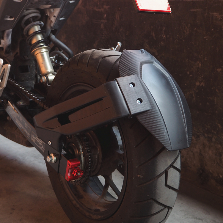 CNC Aluminum Rear Wheel Tire Fender Mudguard Block For MXS125 M3 M5 Motorcycle Rear Fender