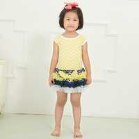 Hot Sale New Space Cotton Pleated Miniskirt Fashion Design Kids Hot Style Free Shipping KP MN010