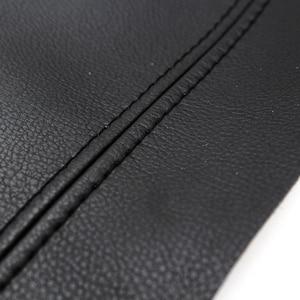 Image 3 - For Peugeot 301 2014 2015 2016 2017 2018 Car Door Handle Panel Armrest Microfiber Leather Cover