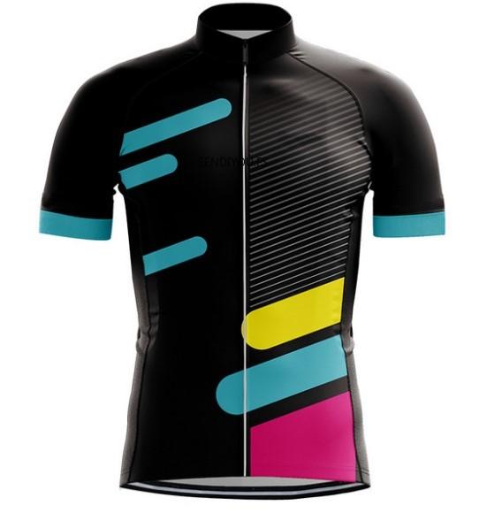 SENDIYOU.FS Clothing Jersey-Wear Bicycle-Shirts Short-Sleeve Bike Cycling Retro China