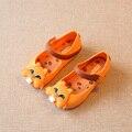 Hot kids sandals girls shoes cute cartoon owl girls sandals kids comfortable jelly casual sandals children shoes girls sandals