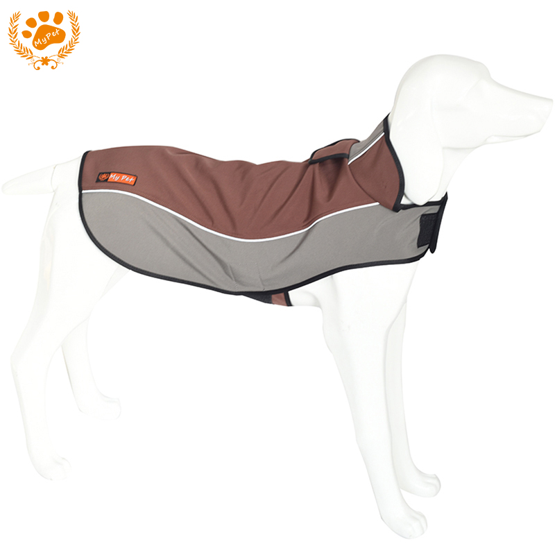 Mascotas Winter Warm S-3XL Clothes For Dog Brand Coat Pet Waterproof Polyester Jacket For Animal Patchwork Roupa Para Cachorro