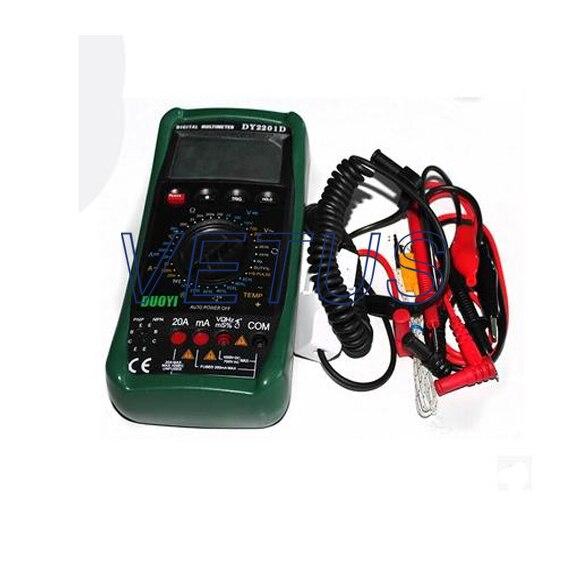 DY2201D 1000V RPM measurement  automotive china multimeter of hot sale