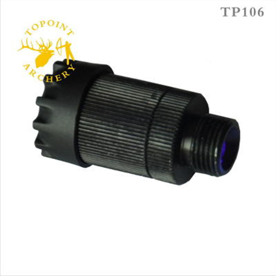 Toppoint TP106  3/8 Inch-32  Adjustable 3 Step Bright  Led Bow Sight Light For Compound Bow Archery Hunting Shooting