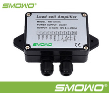 RW ST01A load cell amplifier transmitter Dual signal output 0 10V 4 20mA smowoand 0 5V