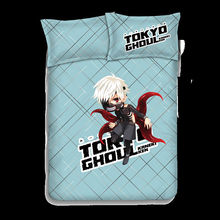 Anime Tokyo Ghoul Printed Bedding Set