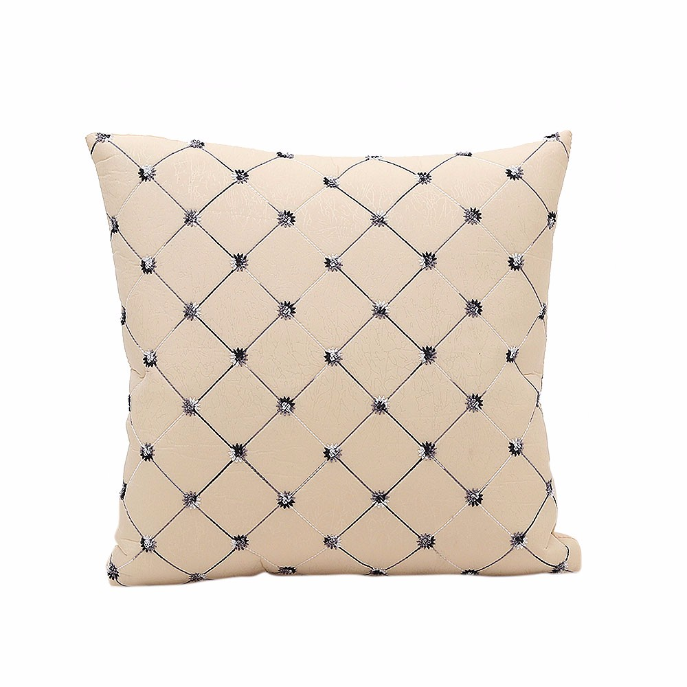 Electronic Components & Supplies Home Decor Hearty Yomi Z 2018 Fashion Cushion Covers 45*45cm Pillow Coussin De Salon Sofa Pattern Pillowcase Nordic Decorative Kussenhoes To Have A Long Historical Standing