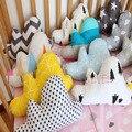 Bebê Travesseiro Infantil Forma da Nuvem Almofada macia Da Criança Recém-nascidos Linda Roupa de Cama Anti-Apnéia Travesseiro Desenho Animado