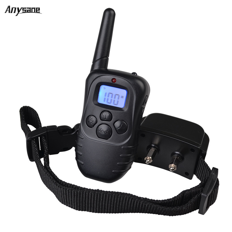 Universal pet training remote control Wireless LCD remote controller for dog training 1 remote to multi receiver long range pet safe electronic shock vibrating dog training collar with remote control 2 x aaa 1 x 6f22 9v