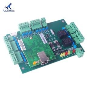 Image 3 - Carte de contrôle daccès TCP/IP WAN, carte de contrôle daccès, système dentrée de porte coulissante WG26 34 Solutions de sécurité, carte de contrôle IP