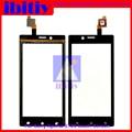 """Высокое качество 4.0 """"Для Sony Xperia J ST26i ST26 ST26a Сенсорным Экраном Дигитайзер Датчик Стекло Объектива Панель бесплатная доставка"""