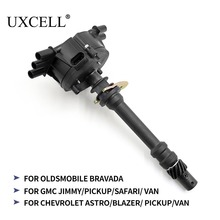 UXCELL 12570426 93441559 распределитель зажигания для Chevrolet Astro VAN блейзер для GMC Jimmy Safari Sierra Savana для Oldsmobile