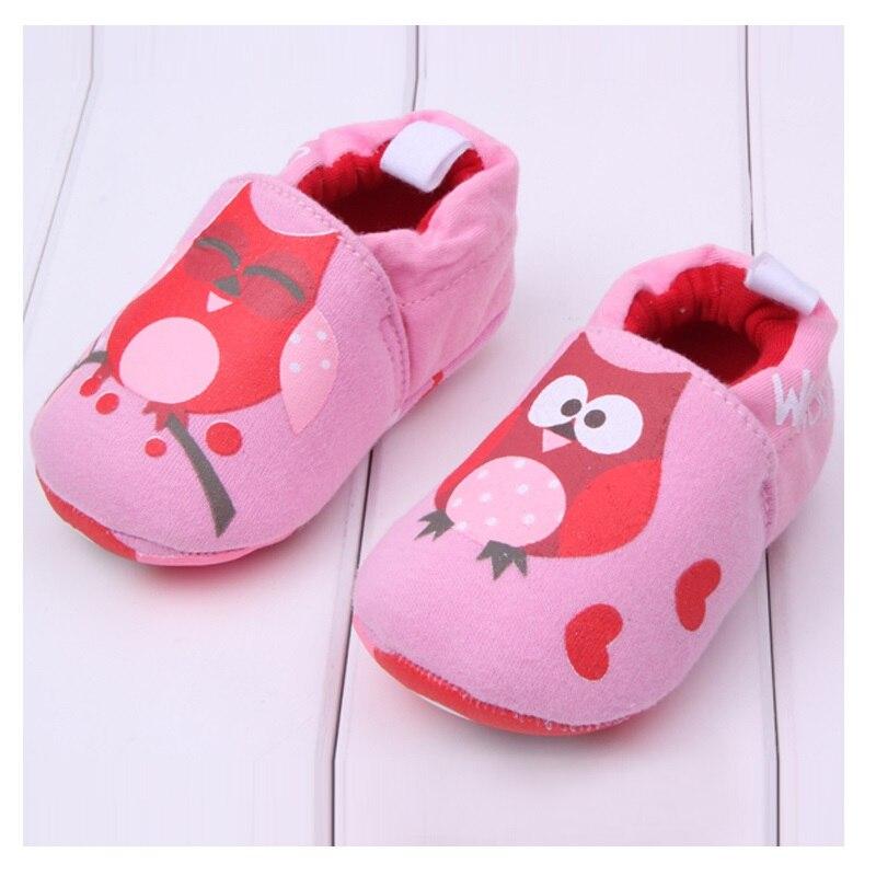 Hooyi хлопковая обувь для мальчика противоскользящие Чехлы для обуви из горного хрусталя, для детей ясельного возраста, для тех, кто только начинает ходить, для новорожденных; обувь для малышей, не начавших ходить носки для девочек - Цвет: A3