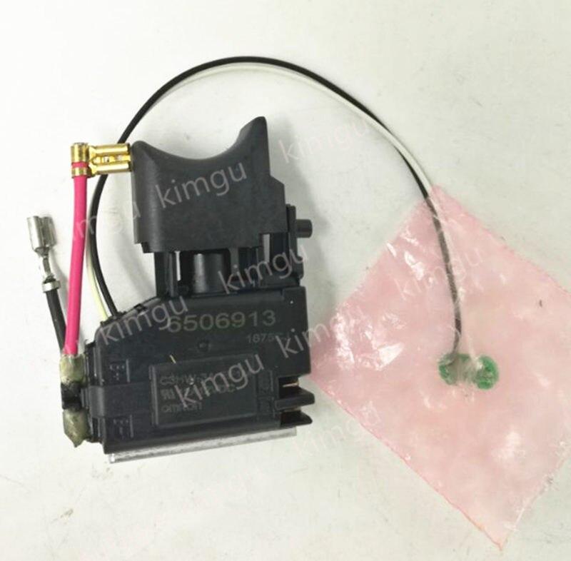 Switch 650691-3 For MAKITA  HP330D HP330DWE HP330DWEX3 HP330DZ