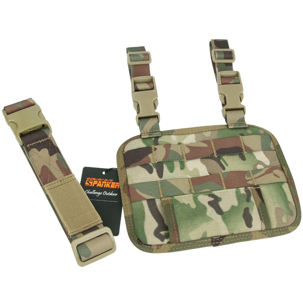 EXCELLENT ELITE SPANKER Molle Outdoor Military Mesh Tools - Спорттық сөмкелер - фото 6