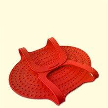 Индейка складной фильтр жаркая утка барбекю коврик печь гриль высокая температура силиконовая форма для выпечки Кухонные принадлежности дропшиппинг