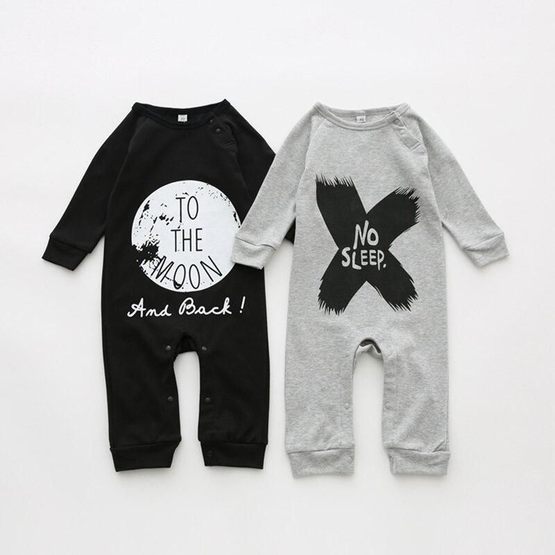 63358b6b1118 ⊰Boys And Girls Lovely Cartoon Style Baby Romper Newborn Baby ...