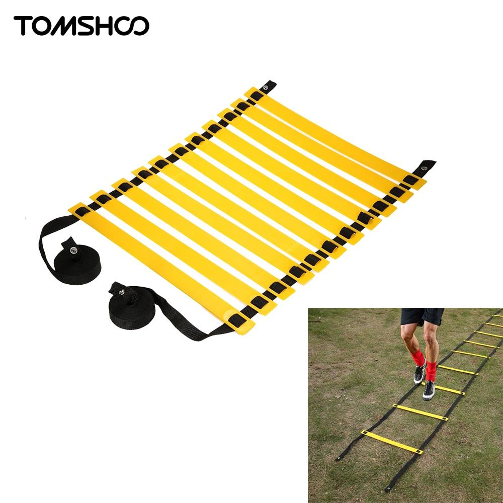 TOMSHOO 11 Sprosse Flache Übung Leiter Einstellbare ...