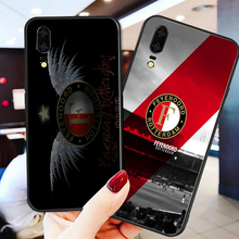 Yinuoda Phone Case For Feyen Rotterd FC Huawei P9 lite P10 Black Soft TPU DIY P8 2017 mate 10 P30 NOVA