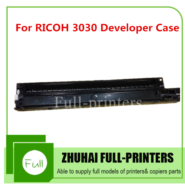 3 Pieces, COPIER Parts B209-3370 (B2093370) Developer Case for Ricoh Aficio 3010 3025 Aficio 3030 MP 2510 laser printer copier 4pcs mpc4000 developer for ricoh mp c2800 c3300 c4000 c5000 copier spare parts
