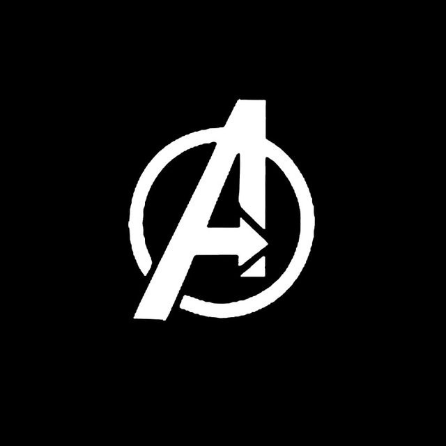 Good design logo the avengers car sticker for motorhome truck minicab suv motorcycles car decor waterproof vinyl decal 10 colors