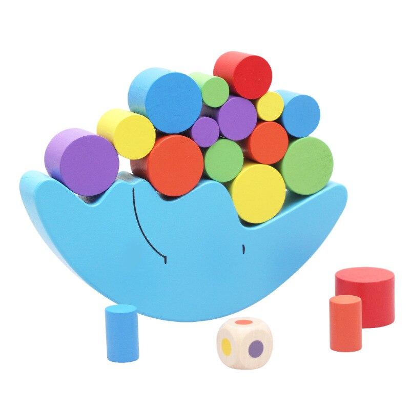 Nuevo juego Montessori de equilibrio de luna de madera para niños Juguetes Educativos de madera para niños juguetes de equilibrio para bebés Toys Beyblade Burst Set juguetes Beyblades Arena Bayblade Metal Fusion Fighting Gyro con el lanzador que gira la parte superior