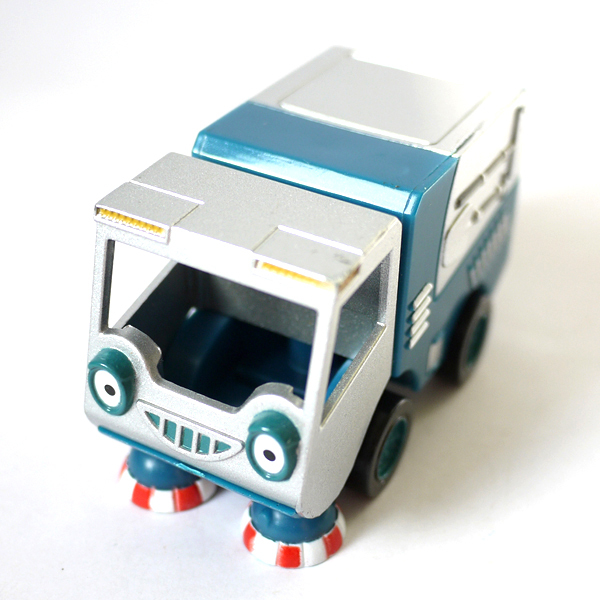 D908 Free shipping hot selling alloy toy car model Bob the builder engineer engineering alloys car ( BRISTLE )