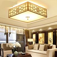 新しい中国スタイルのシーリングライト現代のリビングルームledシンプルクリエイティブ寝室スタディルームダイニングルームランプLU728308 -