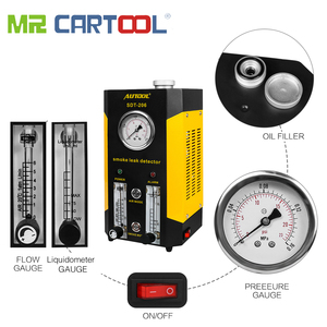 Image 1 - AUTOOL 2019 NEW SDT 206 Car Smoke Machines Leak Locator Automotive Diagnostic Leak Detector Auto Diagnostic Tool PK SDT206