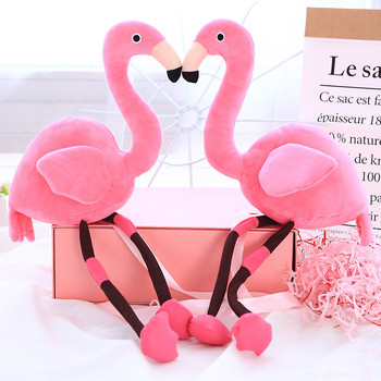 Плюшевая игрушка Фламинго и Розовая пантера 1