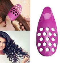 Professional Hair Bang Front Curler Bendinge Clip Curler Roller Holder Pin Salon DIY Styling Tool