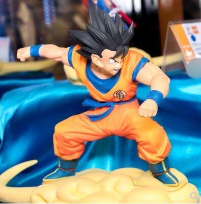 Cambalhota nuvem Original BANPRESTO Son Goku Dragon ball Z figura Goku brinquedo modelo