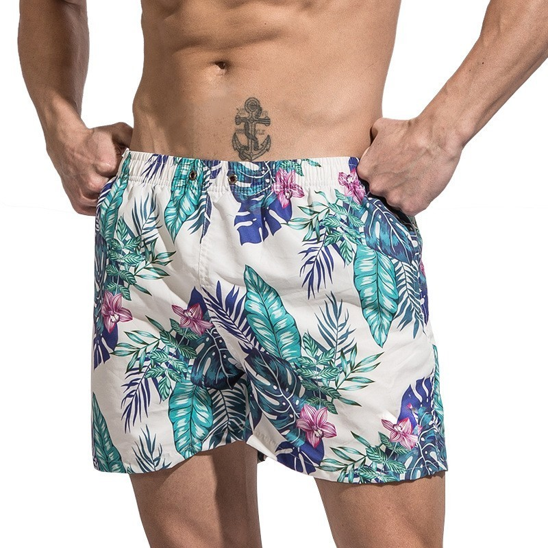 Men's Swim Shorts Quick Dry Surfing Beach Short Maillot De Bain Sport Bermuda Swimwear Men Board Shorts Swimming Trunks