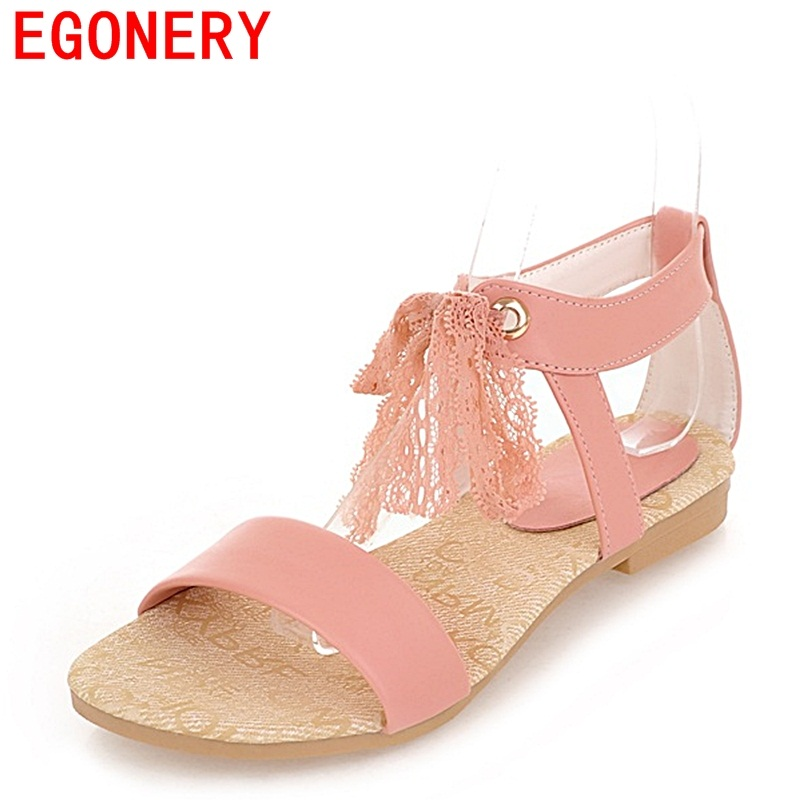 egonery low heel sandals woman new style shoes laced up shoes ladies open toe casual shoes sandals summer footwear for women capputine new summer sandals woman shoes 2017 fashion african casual sandals for ladies free shipping size 37 43 abs1115