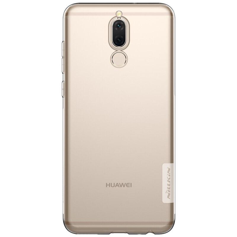 TPU Case For Huawei Nova 2I / Mate 10 Lite / Honor 9I Nature Series Clear Soft Back Cover Huawei Nova 2I Case