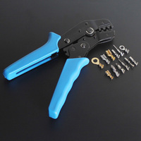 New 1 PCS Hkyrd Car Stying Tools Crimping Pliers Terminal Pliers Cable Clamp Can Be Pressed