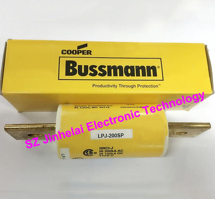 лучшая цена 100%New and original LPJ-200SP BUSSMANN Time-delay Fuses 200A 600V