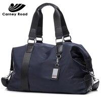 Hohe Qualität Oxford Wasserdicht Männer Reisetaschen Große Kapazität Tragen auf Gepäck Taschen Herren Seesack Beiläufige Handtasche für Männer 2019