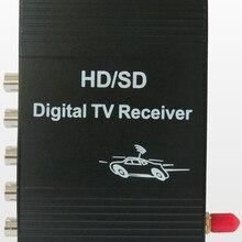 Ouchuangbo high quality HD car digital TV receiver box ISDB-