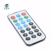 1pcs 21 key MP3 decoder board remote control with batteries