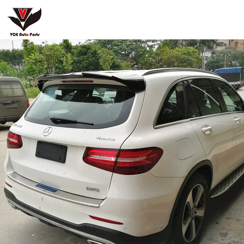 Auto Parts Coupons >> W253 ABS Material Unpainted Rear Wing Spoiler for Mercedes Benz GLC CLASS W253 X253 GLC200 ...