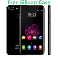 Oukitel U20 Plus 4G Dual Camera Mobile Phone 5 5 Inch FHD MTK6737T Quad Core Android